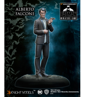 Batman Miniatures: Alberto Falcone