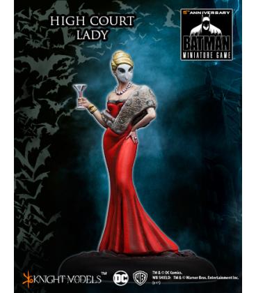Batman Miniatures: The Parliament of Owls - High Court Lady
