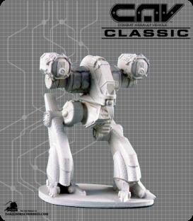 CAV Miniatures: Avangard Tekna Razor