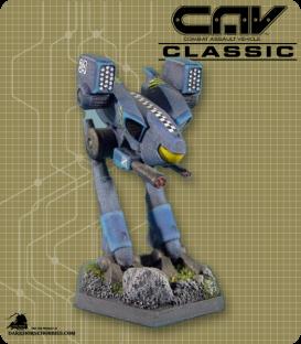 CAV Miniatures: Excelsior