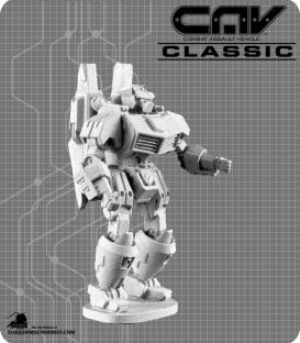 CAV Miniatures: Hawk