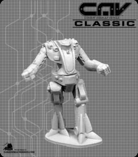 CAV Miniatures: ArmsCorp - Weasel