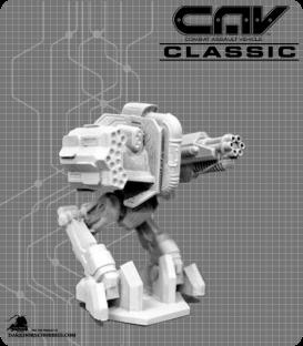 CAV Miniatures: Endo Teknik Gnomic