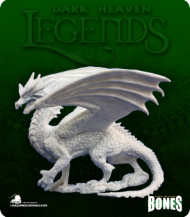 Dark Heaven Legends Bones: Fire Dragon