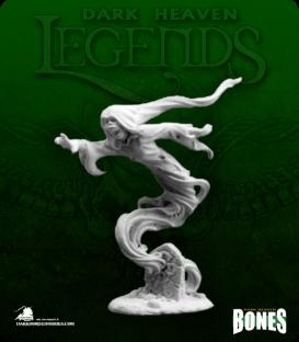 Dark Heaven Legends Bones: Ghost