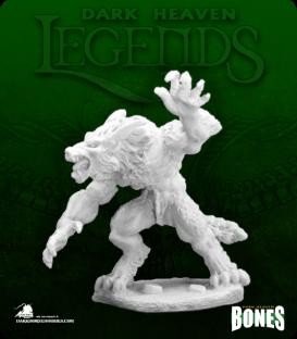Dark Heaven Legends Bones: Werewolf