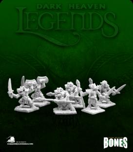 Dark Heaven Legends Bones: Kobolds