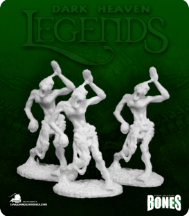 Dark Heaven Legends Bones: Zombies
