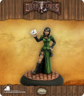 Savage Worlds: Deadlands - Female Huckster
