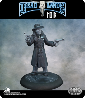 Savage Worlds: Deadlands Noir - Stone (painted by Rhonda Bender)