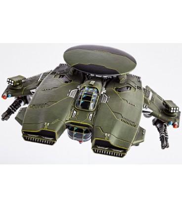 Dropzone Commander: UCM - Phoenix Command Gunship