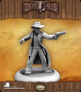 Savage Worlds: Deadlands - Gunslinger