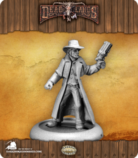 Savage Worlds: Deadlands - U.S. Agent