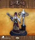 Savage Worlds: Deadlands - Mad Scientist (Female)