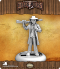 """Savage Worlds: Deadlands - Andrew Lane, """"The Ghost"""""""