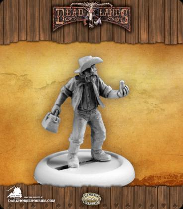 Savage Worlds: Deadlands - Coot Jenkins, The Prospector