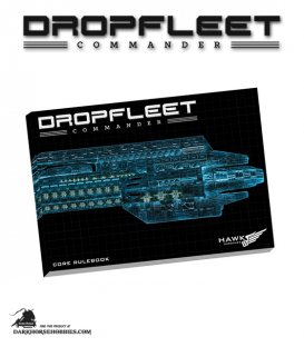 Dropfleet Commander: Core Rulebook
