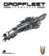 Dropfleet Commander: UCM Battleship - Beijing/New York/Tokyo Class