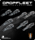 Dropfleet Commander: UCM - Frigate Box Set