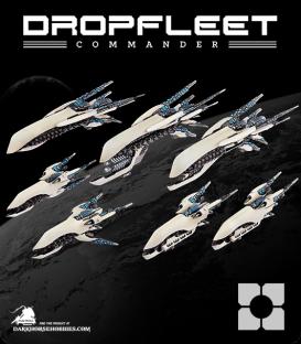 Dropfleet Commander: PHR - Starter Fleet