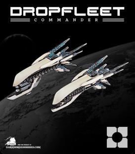 Dropfleet Commander: PHR - Cruiser Box Set