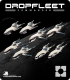 Dropfleet Commander: PHR - Frigate Box Set