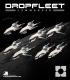 Dropfleet Commander: PHR - Frigate Box Set