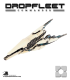 Dropfleet Commander: PHR Battleship - Heracles/Minos Class