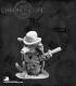 Chronoscope: Leatherhide, Armadillo Man