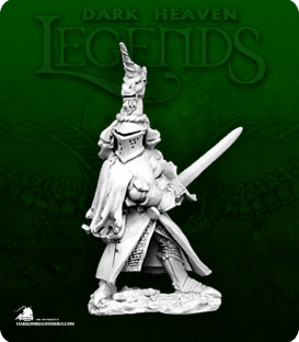 Dark Heaven Legends: Sir Richard the White