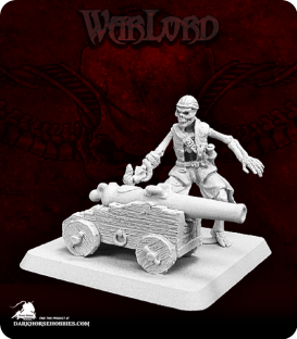 Warlord: Razig - Soul Cannon, Warmachine