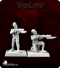 Warlord: Razig - Bone Marines Adept Box Set