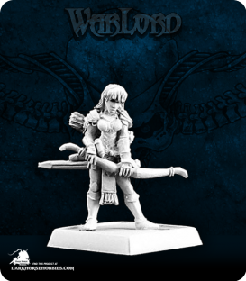 Warlord: Blade Sisters - Bladesister Archer