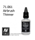 Vallejo Model Air: Airbrush Thinner (32ml)