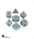 Chessex: Speckled AIR Polyhedral dice set (7)