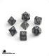 Chessex: Speckled Ninja Polyhedral dice set (7)