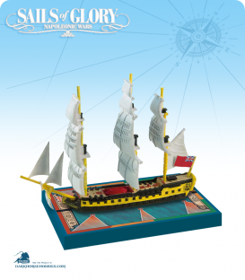 Sails of Glory: HMS Impétuex - 1796 (British) Ship Pack