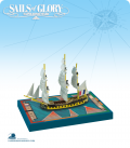 Sails of Glory: HMS Ambuscade - 1773 (British) Ship Pack