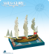 Sails of Glory: HMS Zealous - 1785 (British) Ship Pack
