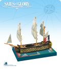 Sails of Glory: Impérial - 1805 (French) Ship Pack