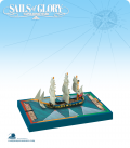 Sails of Glory: HMS Swan - 1767 (British) Ship Pack