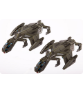 Dropzone Commander: UCM - Raven Type-B Light Dropships (2)