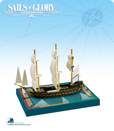 Sails of Glory: Artésien - 1765 (French) Ship Pack