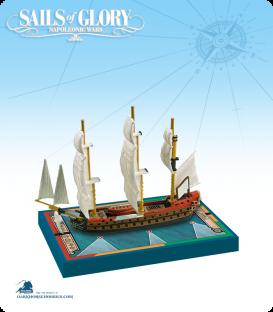 Sails of Glory: Protée - 1772 (French) Ship Pack