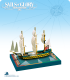Sails of Glory: HMS Prothee - 1780 (British) Ship Pack