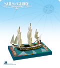 Sails of Glory: Petit Annibal - 1782 (French) Ship Pack