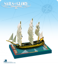 Sails of Glory: Real Carlos - 1787 (Spanish) Ship Pack