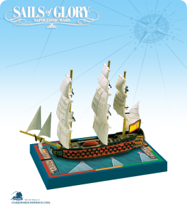 Sails of Glory: Príncipe de Asturias - 1794 (Spanish) Ship Pack