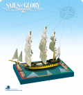 Sails of Glory: San Agustín - 1768 (Spanish) Ship Pack