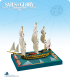 Sails of Glory: HMS Bahama - 1805 (British) Ship Pack